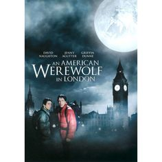 Rent An American Werewolf in London starring David Naughton and Griffin Dunne on DVD and Blu-ray. Get unlimited DVD Movies & TV Shows delivered to your door with no late fees, ever. Best Werewolf Movies, Best Horror Movies, Classic Horror Movies, Horror Films, Scary Movies, Great Movies, Horror Dvd, Awesome Movies, 80s Movies