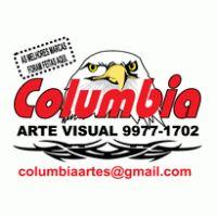 columbia aguia Logo