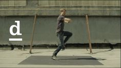UMMM WUT. | This Awesome Ad Uses The Alphabet To Express 26 Different Types Of Dance