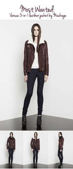 Wanted: To-Die-For Leather Jacket - Yes Missy!