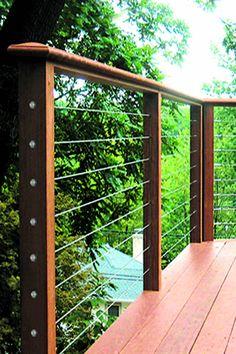 Hnh Deck Amp Porch Llc Composite Deck Using Fiberon Ipe