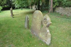 Cold Aston St Andrew headstones -222