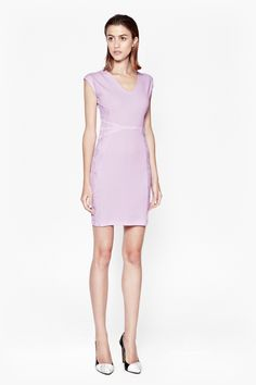 Manhattan Lace Bodycon Dress