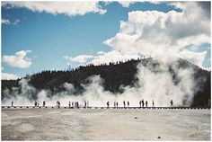 Yellowstone National Park Travel Photography   Connie Dai Photography