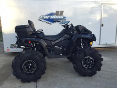 Negro Bestice Racing ATV Fender Bolsas Impermeables para Moto de Nieve de 4 Ruedas con Quad
