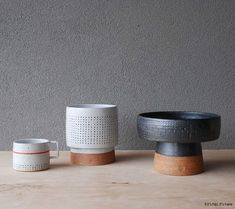 Marvelous Modernist and Graphic Ceramics From Pawena Studio. – if it's hip, it's here