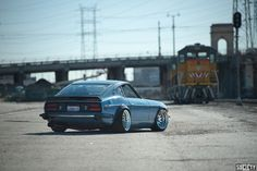 Datsun (aka Nissan, kiddos) 260z  I had this car in the early 70s in RED!!!!!  Loved it...