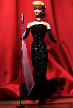 Solo In The Spotlight® Barbie® Doll   Barbie Collector - One of the Porcelain Barbies in my collection
