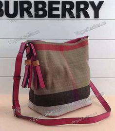 Burberry Lauriston Tote