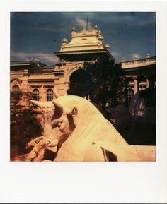 Palais Longchamp #Marseille #musée #MP2013 #expo #beauxarts #peinture #GrandAtelierMidi #palais #pola #fontaine / www.marseillepolaroid2013.com