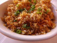 Cantinho Vegetariano: Virado de Cenoura (vegana)