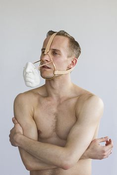Daniel Ramosobregón Creates Wearable Art Inspired By Out-Of-Body Experiences