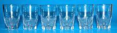 Shekoofeh 6 Tumblers 1 oz Shot Glasses Bimiks Dubai UAE Glass Liquor Alcohol New