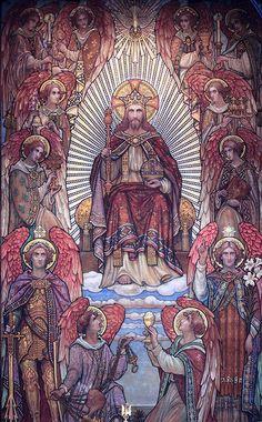 Sacra Galeria: Cristo Rei