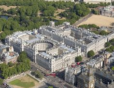 Her Majesty's Treasury Redevelopment, London 1996-2002 | © Foster + Partners