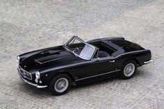 1962 Maserati 3500 - GT VIGNALE SPYDER | Classic Driver Market