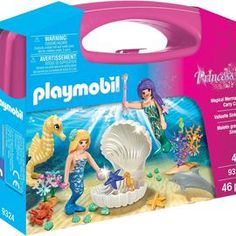 playmobil – ToyRoo - Magical World of Toys! Underwater Flowers, Underwater World, Prodigy Math Game, Magical Tree, Best Deals On Laptops, Mermaid Princess, Kids Girls, Carry On, Action Figures
