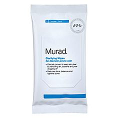 New must-have Murad - Clarifying Wipes For Blemish-Prone Skin  #sephora