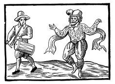 William Kempe's dance from Norwich to London.