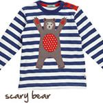 Piccalilly Bear Top