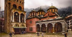 Stories, photographs, and tips from my two trips to Rila Monastery, a UNESCO World Heritage Site tucked away in the Rila Mountains two hours from of Sofia.