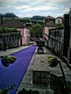 Boa noite :) A rua 25 de Abril em <3 Arcos de #Valdevez <3 a meio da tarde de hoje - http://ift.tt/1MZR1pw -