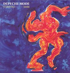 "For Sale -Depeche Mode It's Called A Heart UK 12"" vinyl single (12 inch record / Maxi-single)- See this and 250,000 other rare and vintage records & CDs at http://eil.com/"