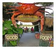 the Crab Shack best place to eat in tybee!!