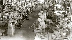 Our World: the Burma Railway. Australia prisoners of war in Changi Jail, Singapore