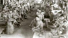 Our World: the Burma Railway. Australia prisoners of war in Changi Jail, Singapore