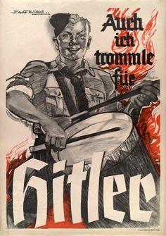 Auch ich trommle für Adolf Hitler, 1936