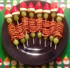 ... <b>Kindergarten</b> Class Snacks, <b>Christmas</b> Party, Finger <b>Food</b>, <b>Preschool</b>