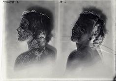 Museum Meditations 7 (Over My Shoulder), 2012 Digital C-print, diasec, wooden frame 65 x 92 cm