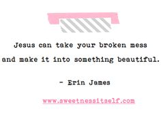 "Quote from Erin James' book, ""The Darling Diaries""   #Book #eBook #ChristianGirls #Jesus #reminder #empowered #encouraged #honest #hope"