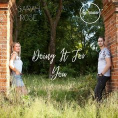 """The up and coming Country Pop singer Sarah Rose and Eric Walker's - """" Doing It for You""""  is an unique single among their all collection of music on Spotify. #CountryPopmusic #SarahRose #EricWalker #DoingItforYou"""