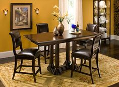 1000 Images About Dining Room Tables On Pinterest Counter Height Dining Sets Nebraska