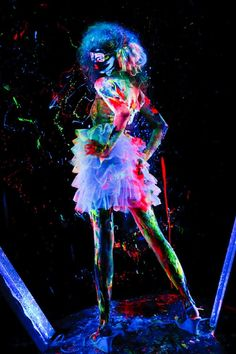 More cool black light photography