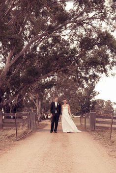 Anwyn and Marcus' Classic Australian Country Wedding