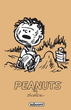 Pigpen by KaBoom! Snoopy Cartoon, Peanuts Cartoon, Cartoon Tv, Cartoon Characters, Peanuts Characters, Peanuts Gang, Charlie Brown And Snoopy, Snoopy Images, Snoopy Pictures