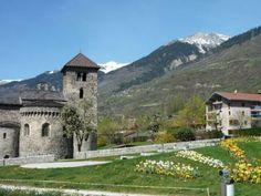 La basilique Saint Martin d'Aime à découvrir avec les Guides du Patrimoine des Pays de Savoie http://www.gpps.fr/Guides-du-Patrimoine-des-Pays-de-Savoie/Pages/Site/Visites-en-Savoie-Mont-Blanc/Tarentaise/Aime