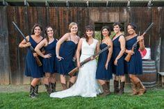 Love my girls and guns!