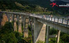 Tara River Bridge – among the 20 most beautiful on the planet   Visit Montenegro – Breathtaking Beauty
