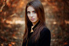Autumn portrait 5 by Ann Nevreva on 500px