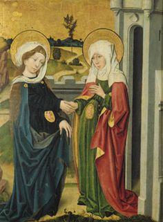 La Visitación de la Virgen María - Primeros Cristianos