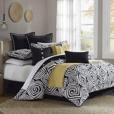 Calypso Bedding Collection-Calypso Comforter Set