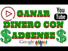 COMO GANAR DINERO CON GOOGLE ADSENSE YOUTUBE (2016) (CURSO GRATIS) MONETIZAR ASOCIAR Y COBRAR PAYPAL SKYPE: darwinrafael100 ojo venezuela REGISTRO FREEDOM: h...