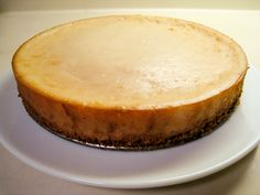 Low Carb French Vanilla Cheesecake - Simple Wellness Journal