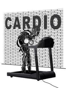 Bound Cardio by danlaura on deviantART