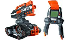 A Crawling Drone Carries Nerf's Newest Dart Gun | Popular Science