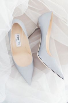 Featured Photographer: Craig and Eva Sanders Photography; wedding shoes idea